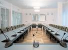 Стол для переговоров Poltrona Frau Artu Meeting